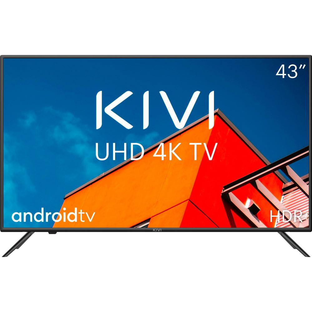 Телевизор KIVI 43U710KB Разрешение 3840 x 2160 (4K UHD)