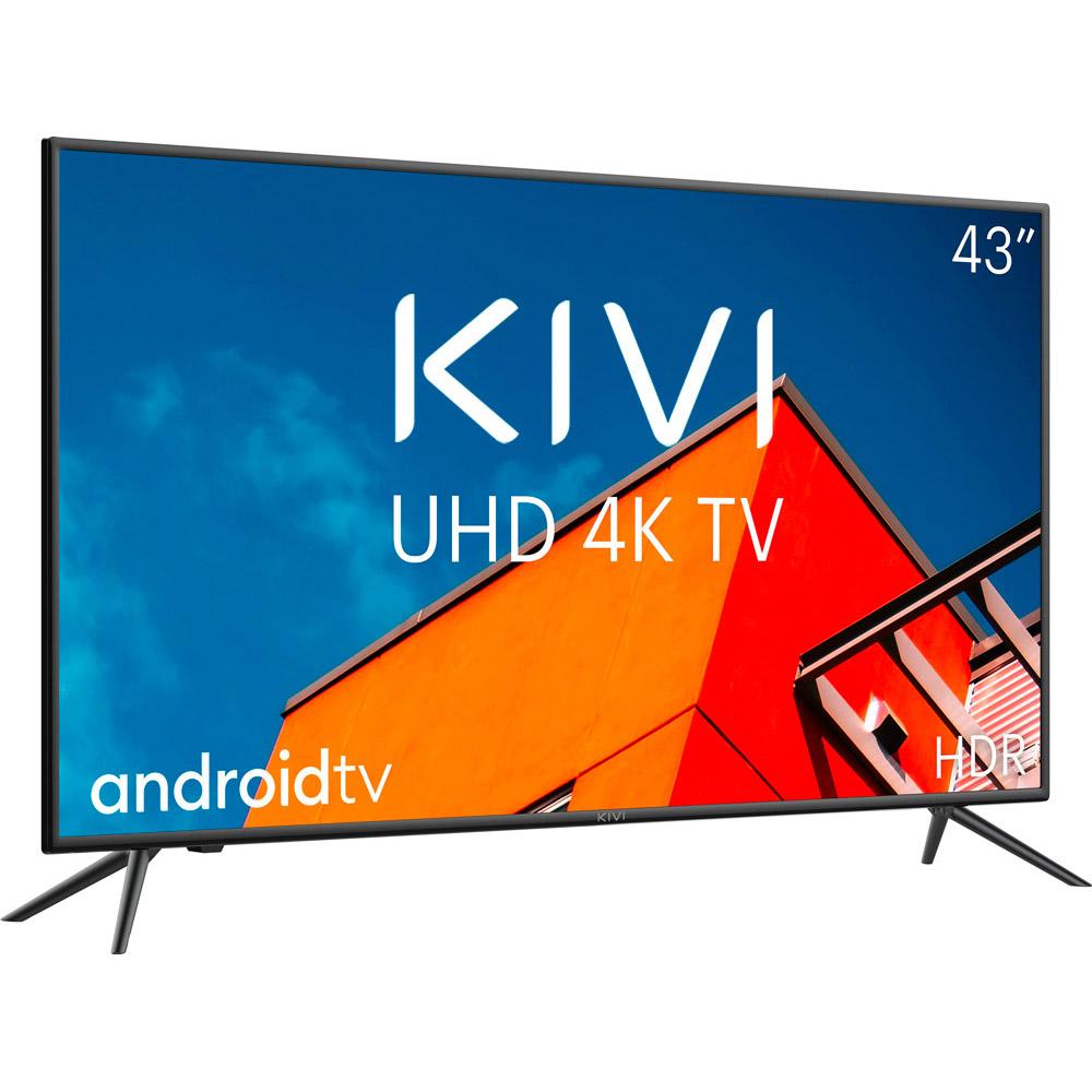 Телевизор KIVI 43U710KB Формат экрана широкоэкранный (16:9)