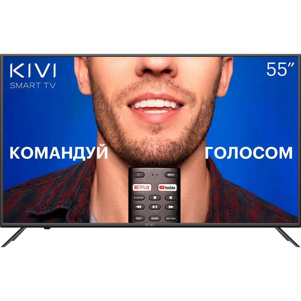 "Телевизор KIVI 55U710KB Диагональ 55"" (140 см)"