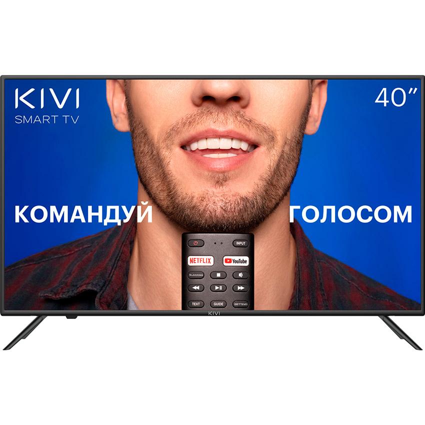 """Телевизор KIVI 40U710KB (Google ATV) Диагональ 40"""" (101 см)"""