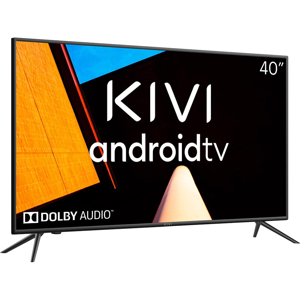 Телевизор KIVI 40U710KB (Google ATV) Формат экрана широкоэкранный (16:9)