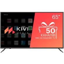 Телевізор KIVI 65U710KB (Google ATV)