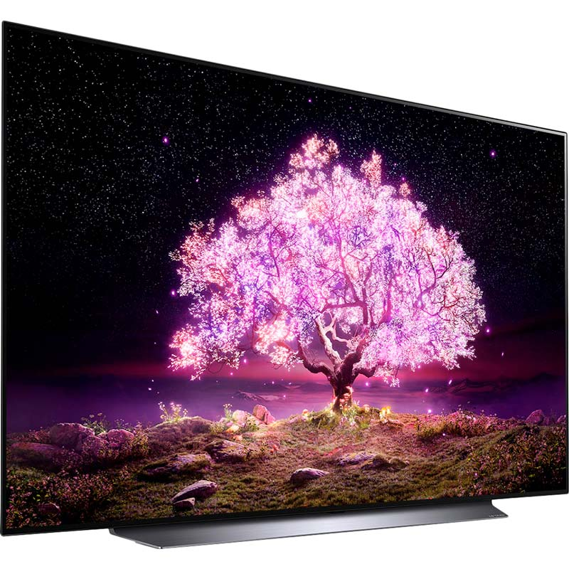 Телевизор LG OLED55C14LB Разрешение 3840 x 2160 (4K UHD)