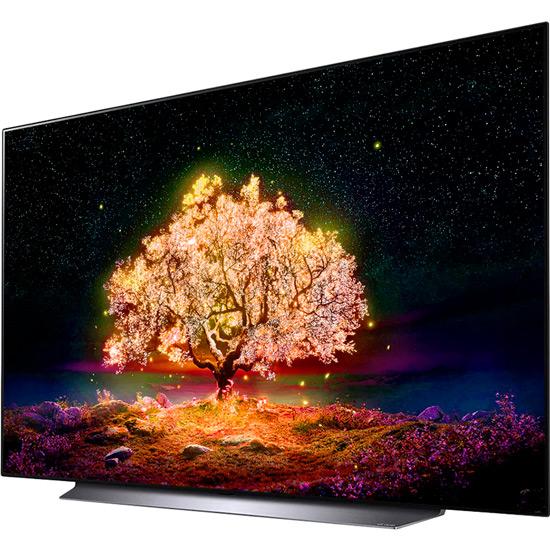 Телевизор LG OLED65C14LB Разрешение 3840 x 2160 (4K UHD)