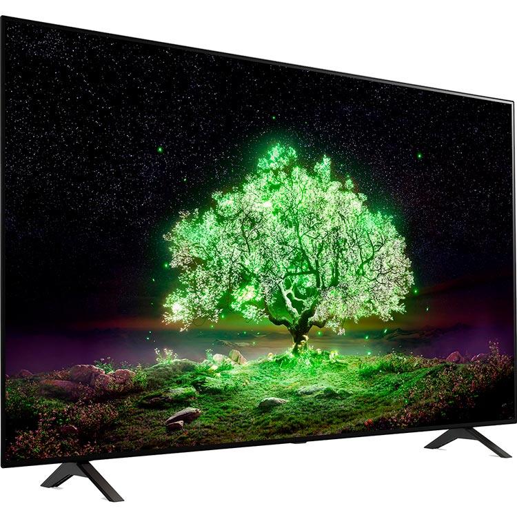 Телевизор LG OLED65A16LA Разрешение 3840 x 2160 (4K UHD)