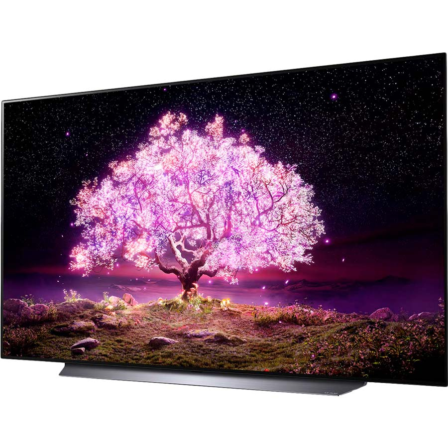 Телевизор LG OLED77C14LB Разрешение 3840 x 2160 (4K UHD)