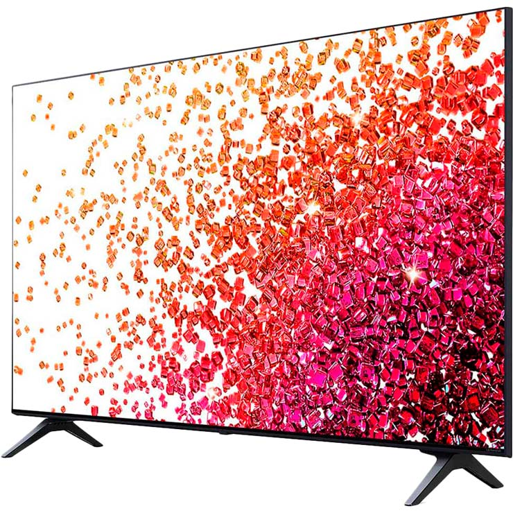 Телевизор LG 43NANO756PA Разрешение 3840 x 2160 (4K UHD)