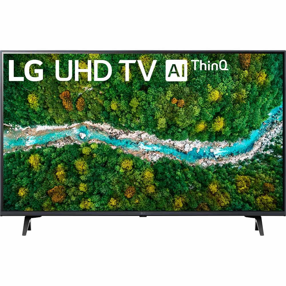 """Телевизор LG 43UP77006LB Диагональ 43"""" (109 см)"""