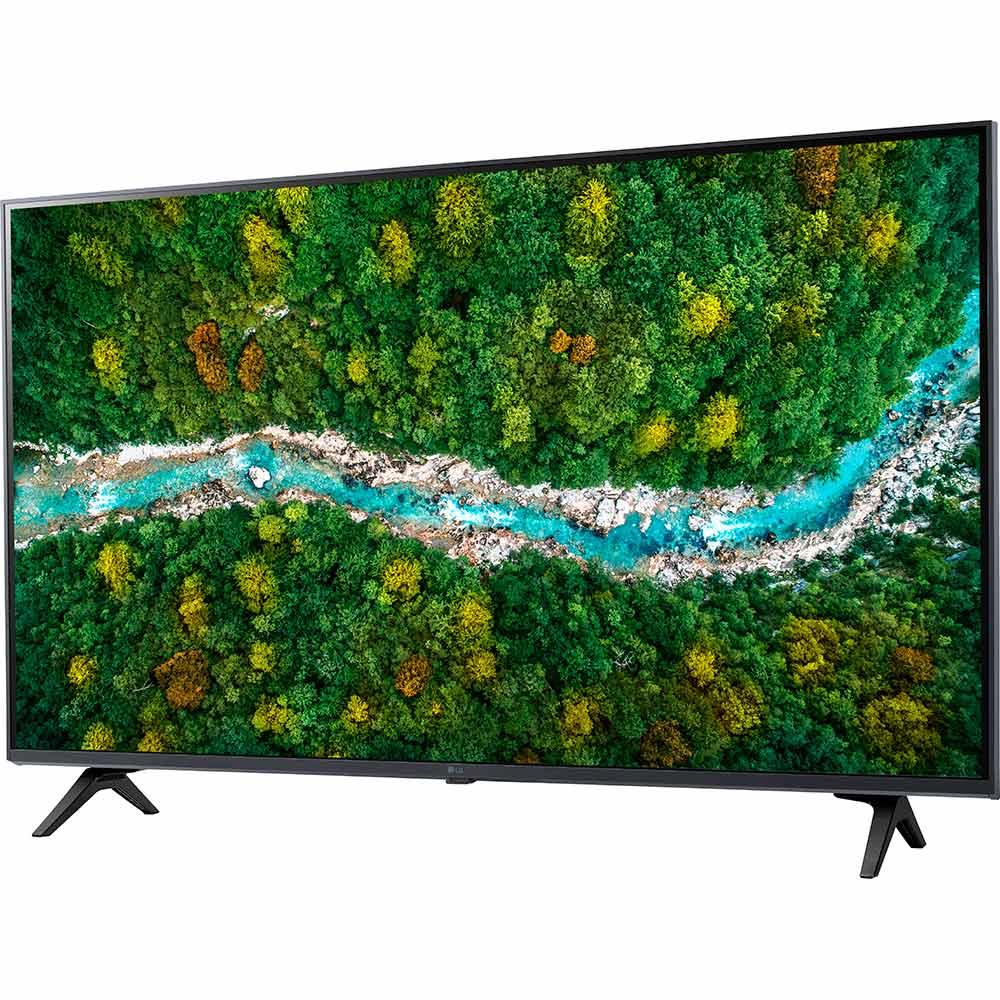 Телевизор LG 43UP77006LB Разрешение 3840 x 2160 (4K UHD)