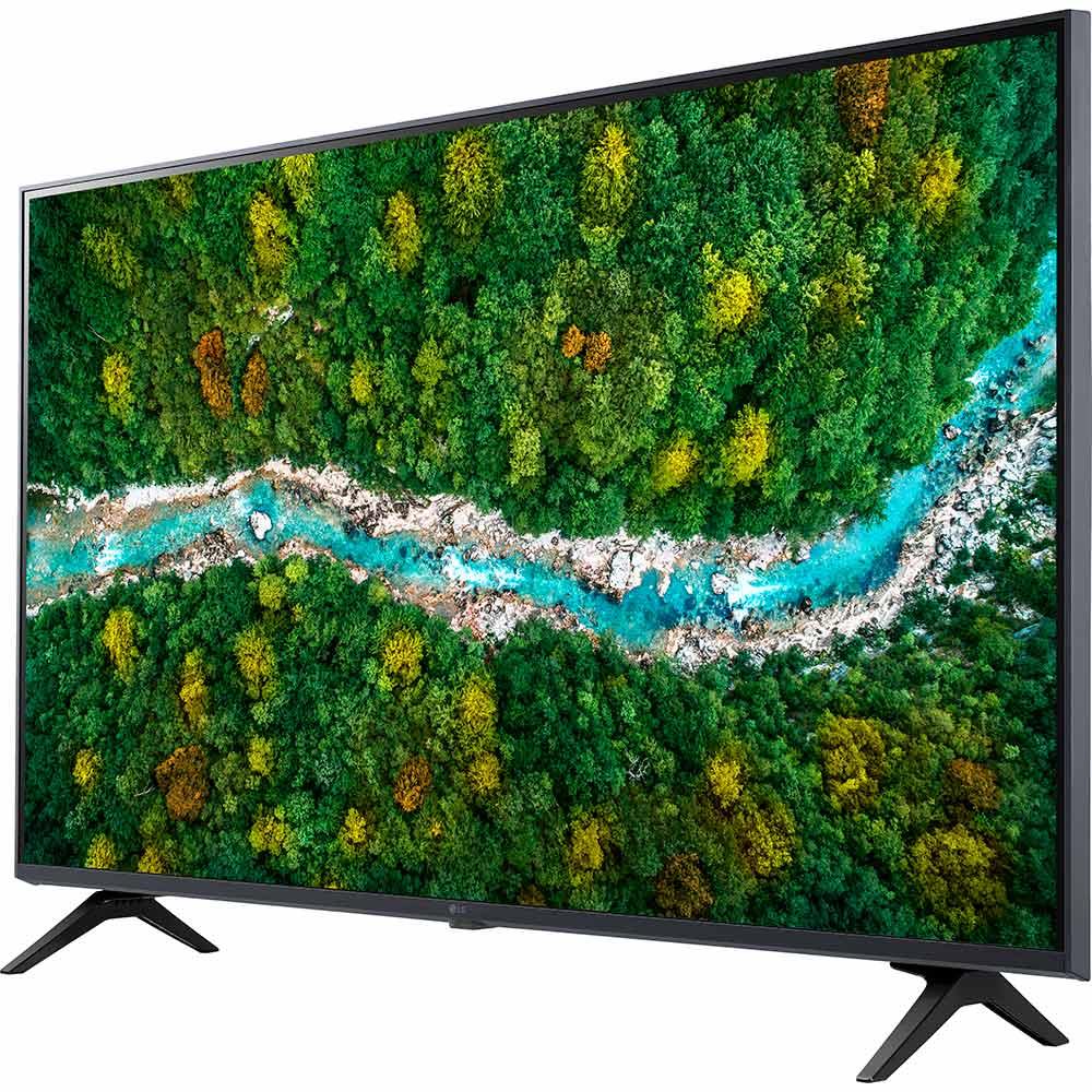 Телевизор LG 43UP77006LB Формат экрана широкоэкранный (16:9)