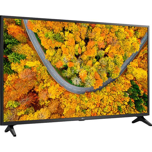 Телевизор LG 50UP75006LF Формат экрана широкоэкранный (16:9)