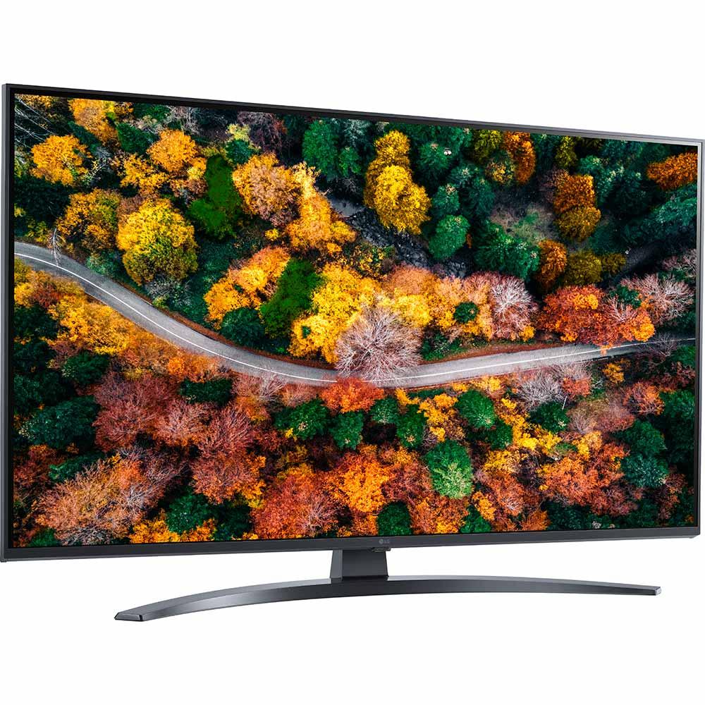 Телевизор LG 50UP78006LB Формат экрана широкоэкранный (16:9)