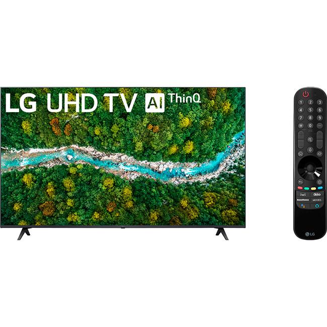 Телевизор LG 55UP77006LB Разрешение 3840 x 2160 (4K UHD)