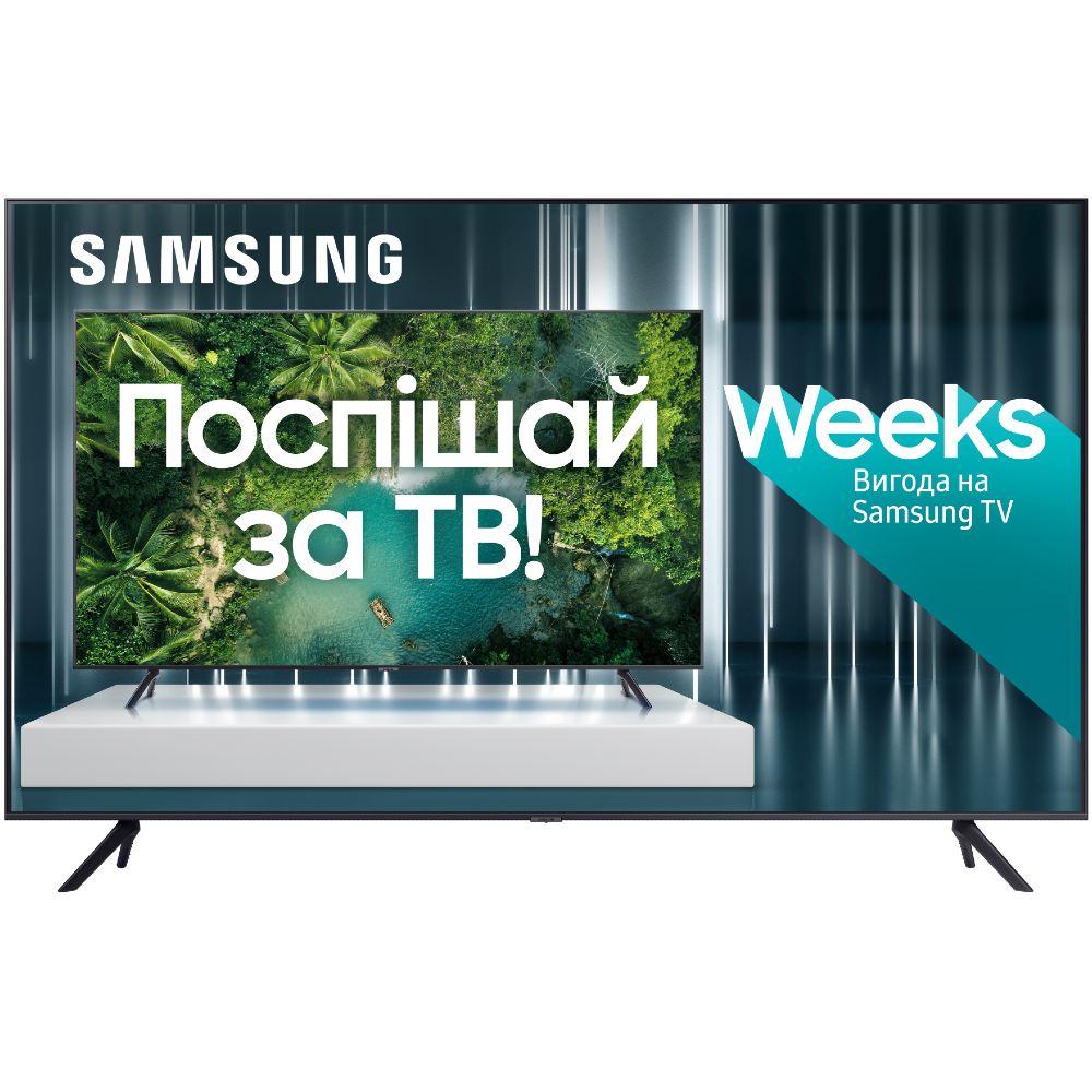 Телевизор SAMSUNG UE43AU7100UXUA