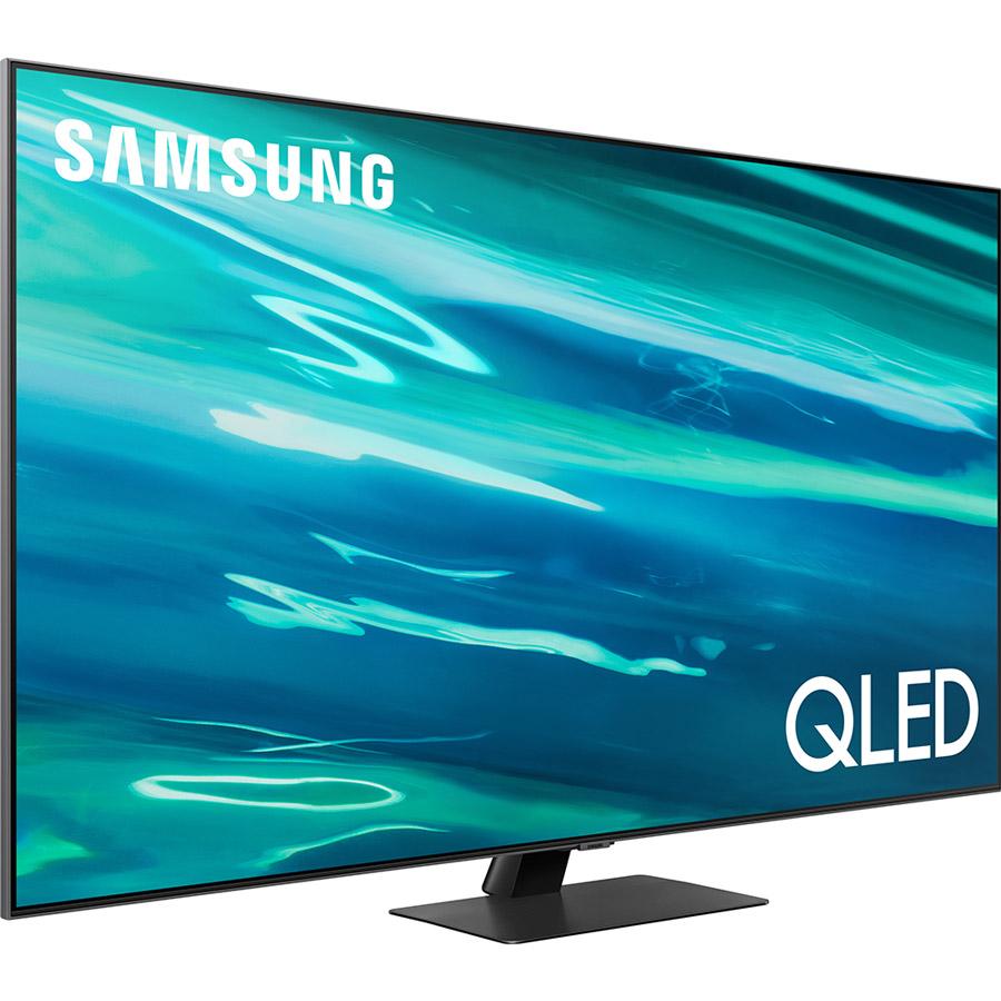 Телевизор SAMSUNG QE50Q80AAUXUA Разрешение 3840 x 2160 (4K UHD)