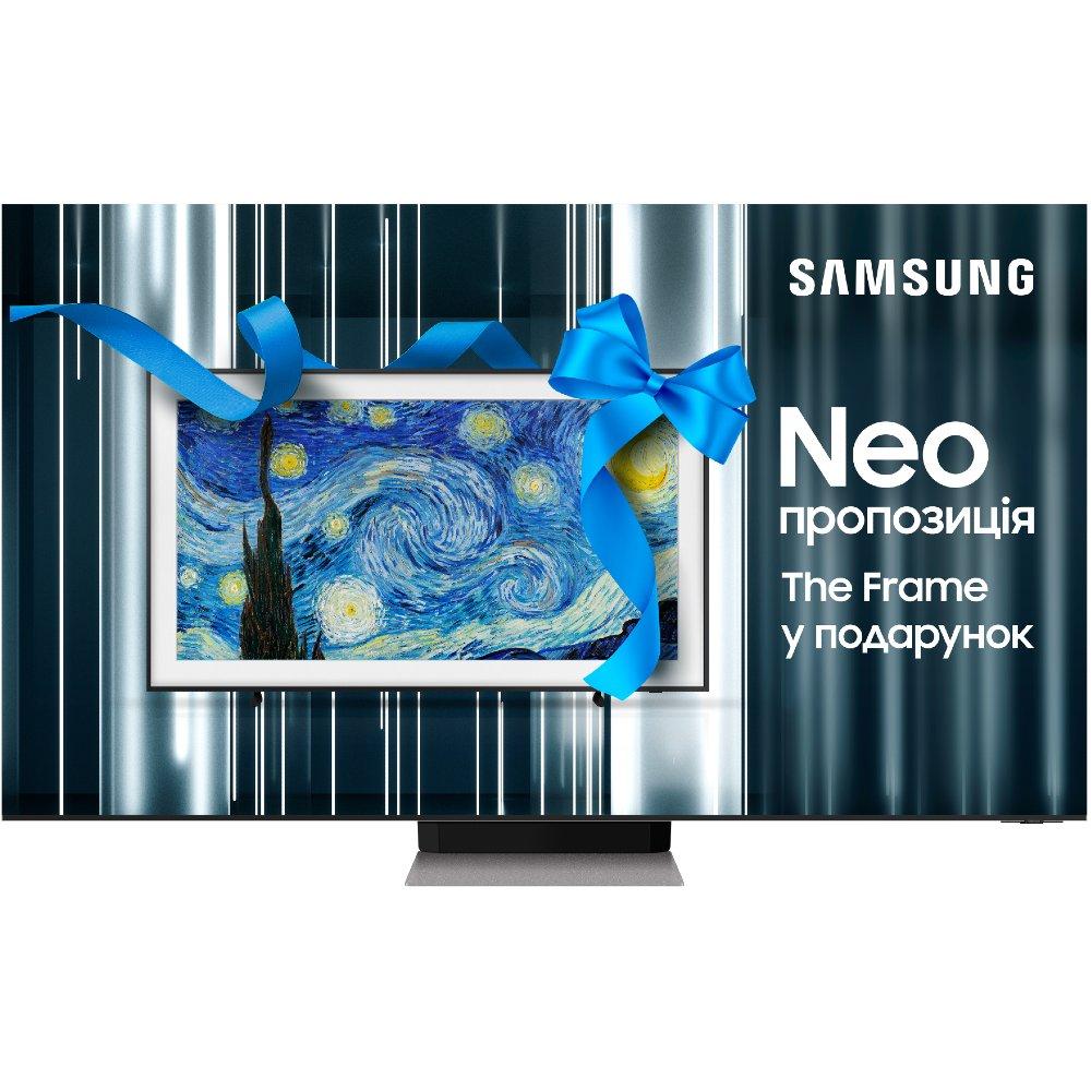 """Телевизор SAMSUNG QE75QN900AUXUA Диагональ 75"""" (190 см)"""