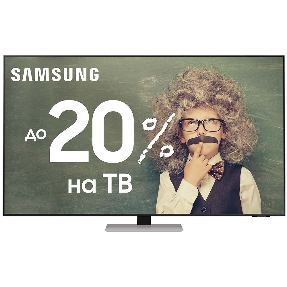 Телевизор SAMSUNG QE85QN85AAUXUA