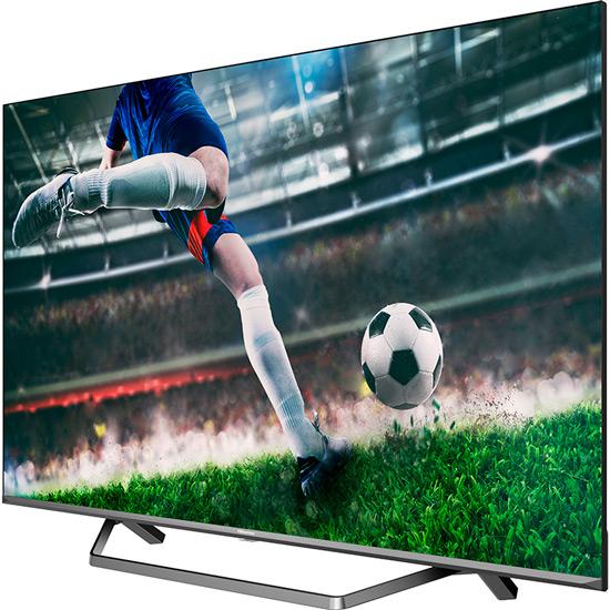 Телевизор HISENSE 50U7QF Разрешение 3840 x 2160 (4K UHD)