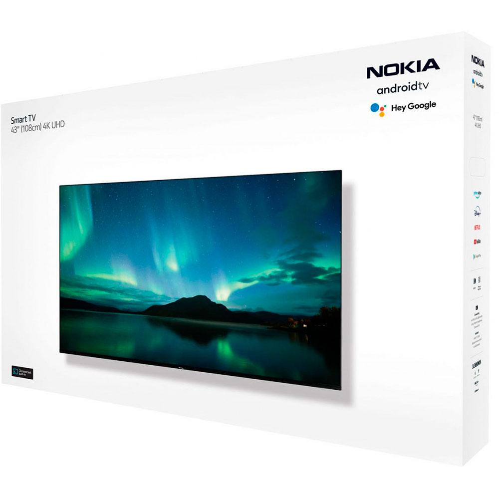 Телевизор NOKIA 4300A Формат экрана широкоэкранный (16:9)