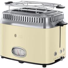Тостер RUSSELL HOBBS 21682-56 Retro Cream