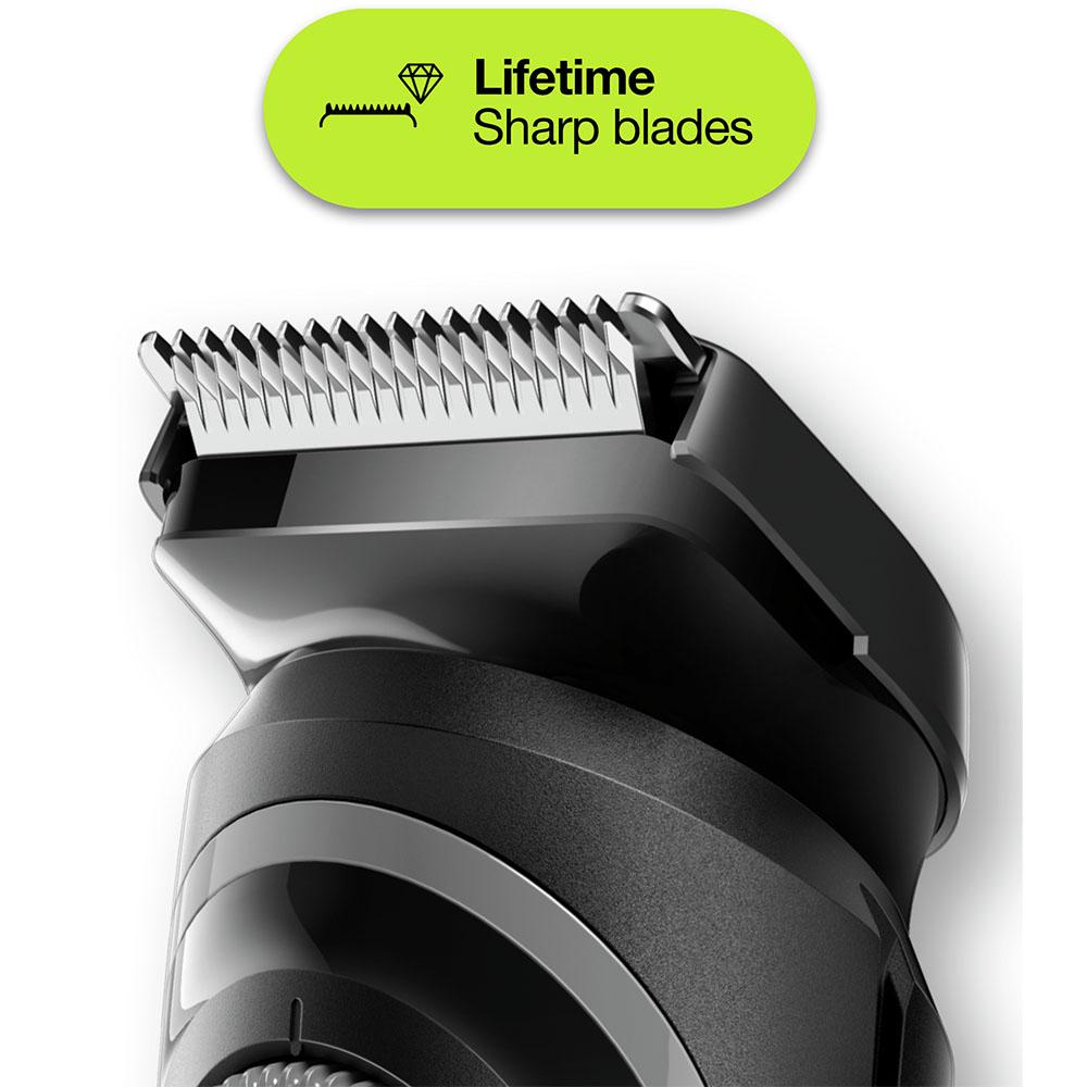 Триммер BRAUN BT3242 (81705278) Область применения борода