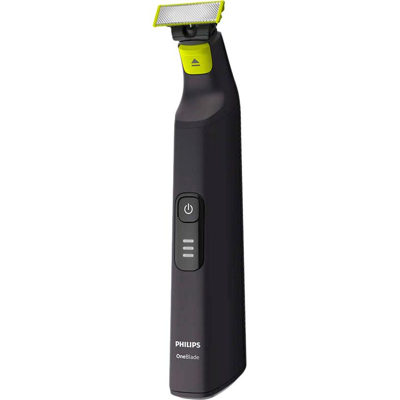 Электростанок с триммером 2 в 1 PHILIPS OneBlade Pro QP6530/15 Область применения борода