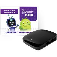 "Медиаплеер OMEGA TV Box ""Максимальний 12"" (OTVM12)"