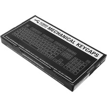 Набор кейкапов Glorious ABS DS104 Key US layout White (G-104-White)