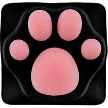 Кейкап Varmilo Kitty Paw ABS прорезиненные Black (SL003-01)